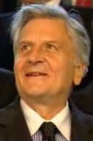 Jean Claude Trichet. Presidente del Banco Central Europeo
